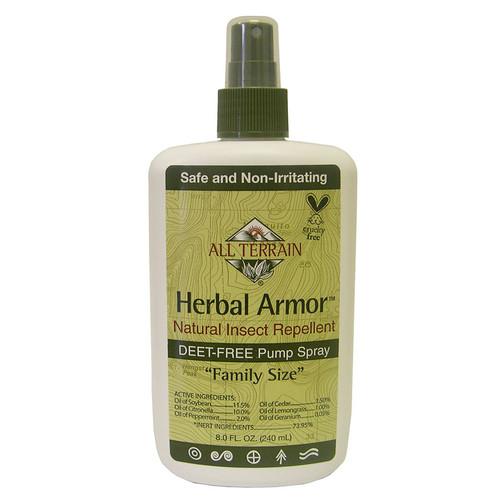 Herbal Armor Insect Repellent Spray 8 oz.