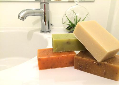 Eartheasy Leatherback Bar - Double Mint Soap