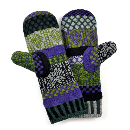 Recycled Cotton Mittens