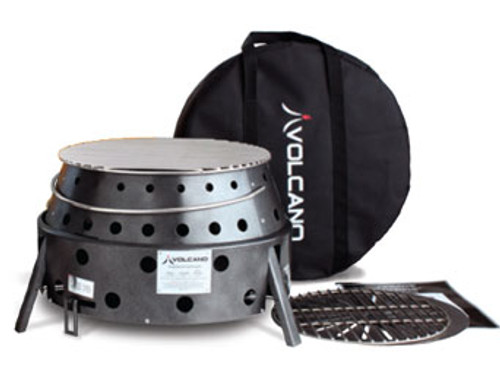Volcano Collapsible Grill - Stove