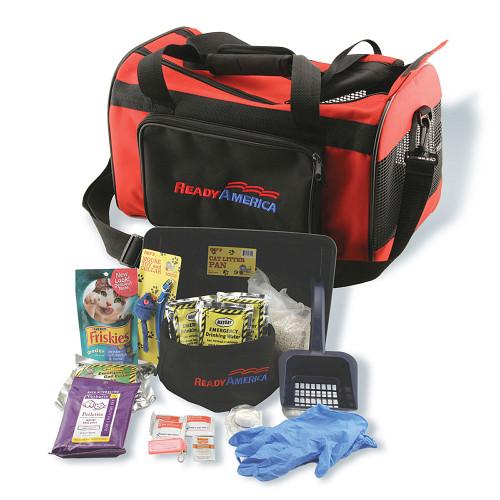 Emergency Cat Evacuation Kit