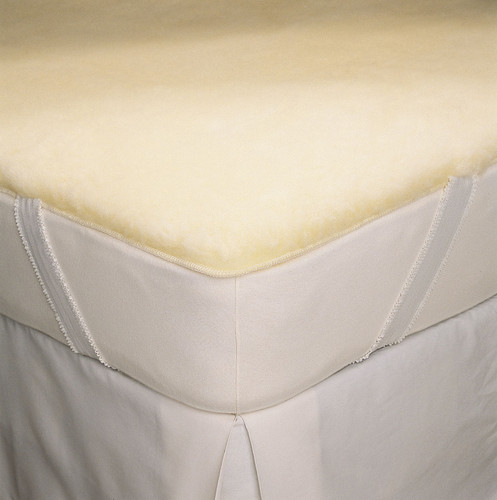 SnugSoft Imperial Wool Mattress Cover