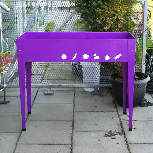 Herstera Urban Garden Metal Grow Table
