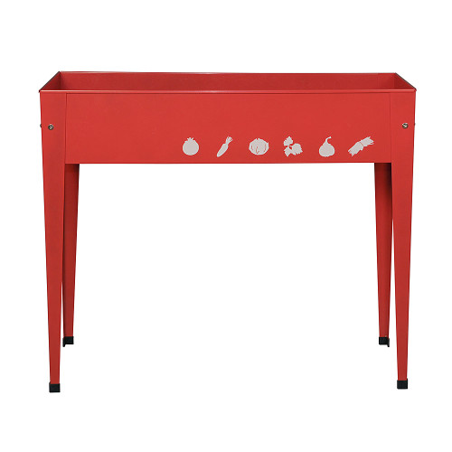 Herstera Urban Garden Metal Grow Table - Available in 4 Colors