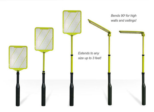 DynaZap Extendable Insect Zapper