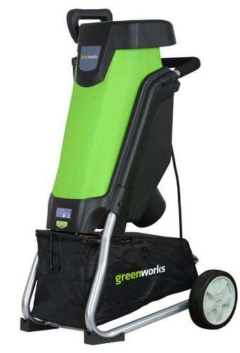 Greenworks 15 Amp Electric Chipper
