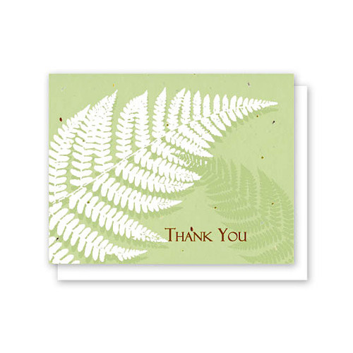 Grow-A-Note Thank You Box Set - 5 Cards