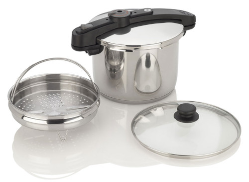 Fagor Chef Pressure Cooker/Canner - 6, 8, or 10 Quarts