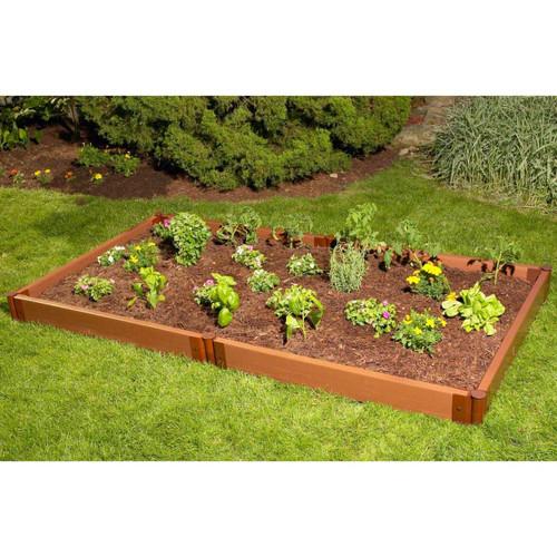 "Composite Raised Garden Bed - 4' x 8' x 5.5"""
