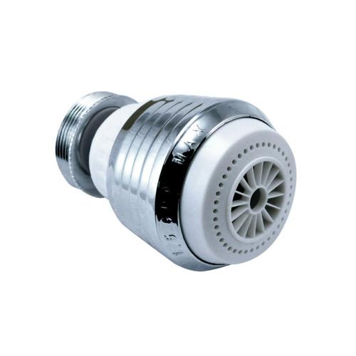 Dual Setting Swivel Faucet Aerator - 1.5 GPM