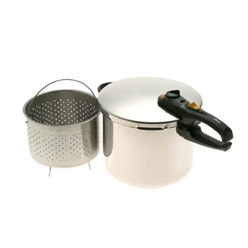 Fagor Duo Pressure Cooker/Canner - 4, 6, 8, or 10 Quarts