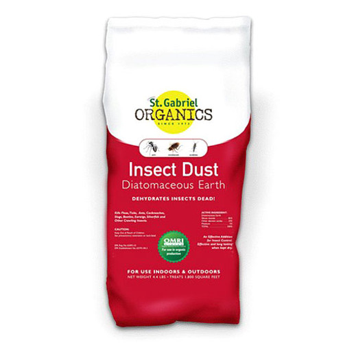 Insect Dust Diatomaceous Earth - 4.4 lb