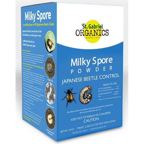 Milky Spore Powder Japanese Beetle Control - 10 oz