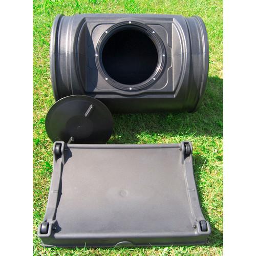 EZ Compost Wizard Jr. 7 Cubic Foot Compost Tumbler