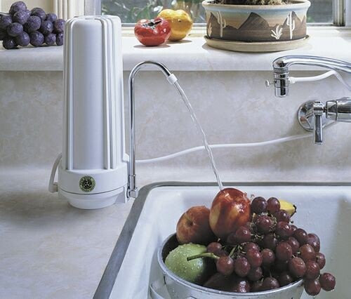 Premium 10-Stage Countertop Filtration System