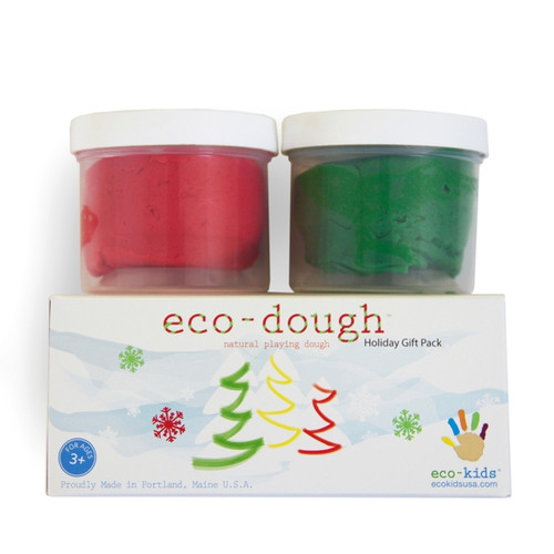 Eco-Dough Holiday Gift Pack