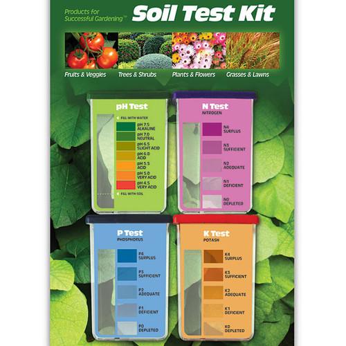 Soil Test Kit Eartheasy Com