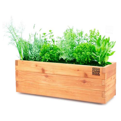 Rolling Balcony Planter Eartheasy Com