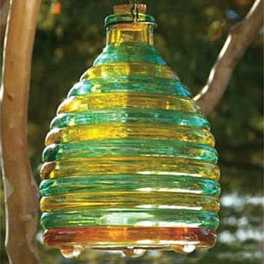 Non Toxic Glass Wasp Trap Eartheasy Com