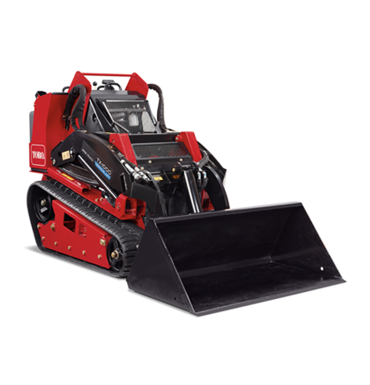 Toro TX 1000 Wide and Narrow Tracked Compact Loader