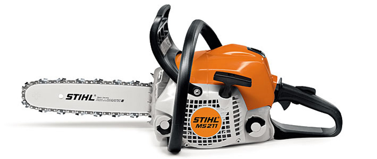 STIHL MS 211 Mini Boss Chainsaw