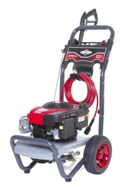 Briggs and Stratton 2700 psi Petrol Pressure Washer