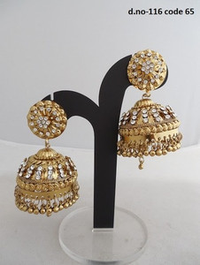 Patra Earrings - d.no-116