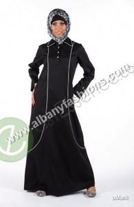 Black-AJ98-Abaya