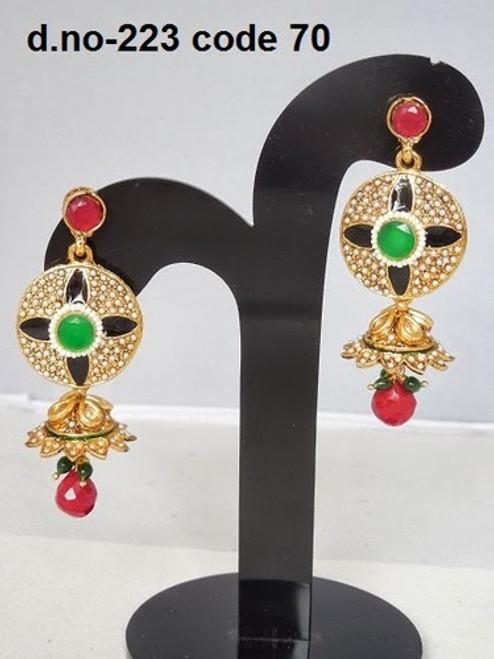 Patra Earrings - d.no-223