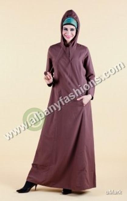Black-AJ806-Abaya