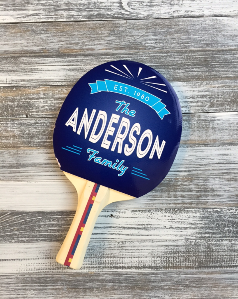 Paddle - Anderson