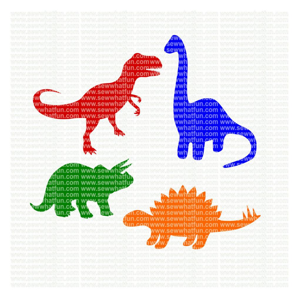 Dinosaurs SVG