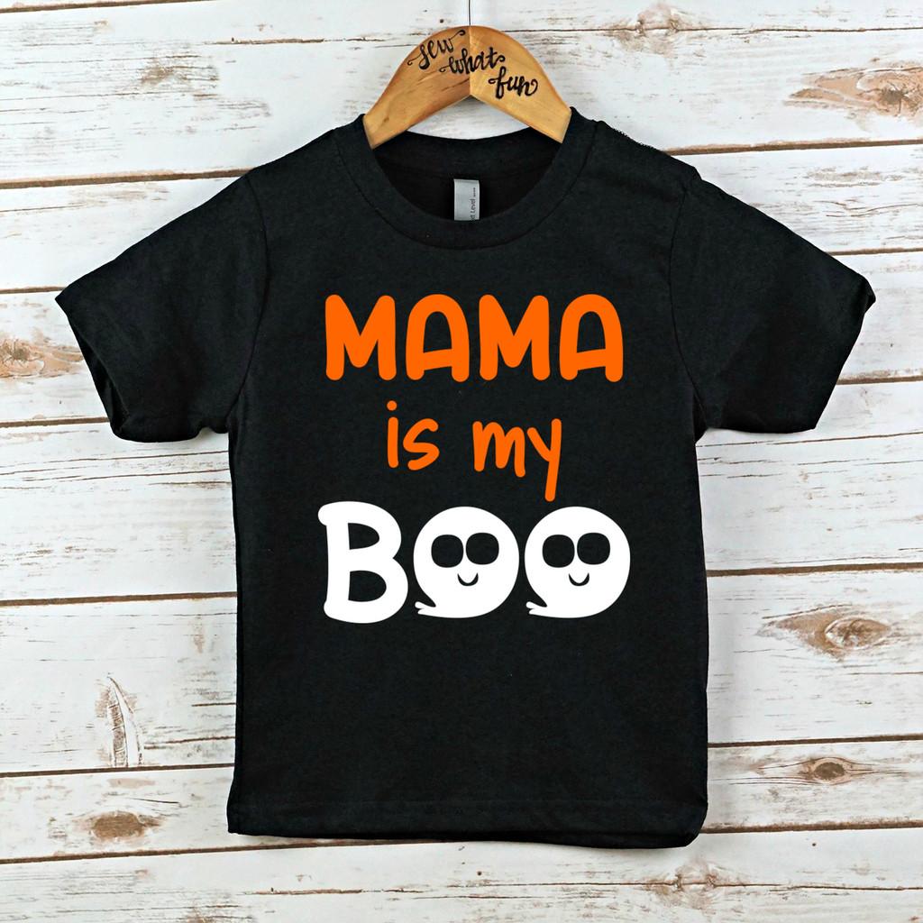 Mama is My Boo Shirt