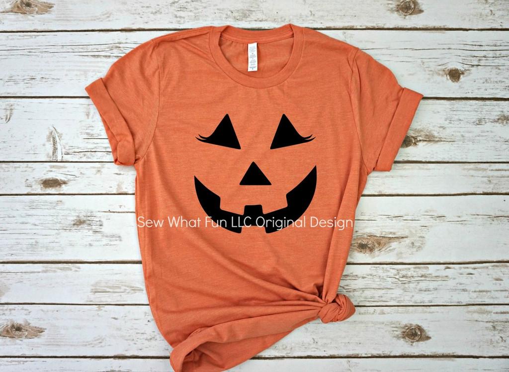 Unisex Jack O Lantern Shirt