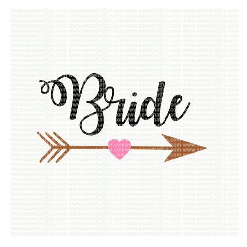 Bride SVG