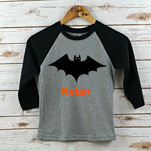 Youth Bat Raglan 2