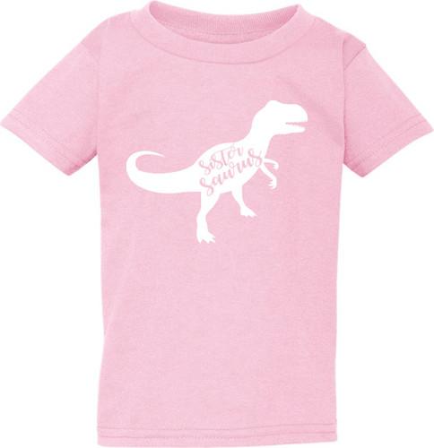 Sister Saurus Tee Shirt