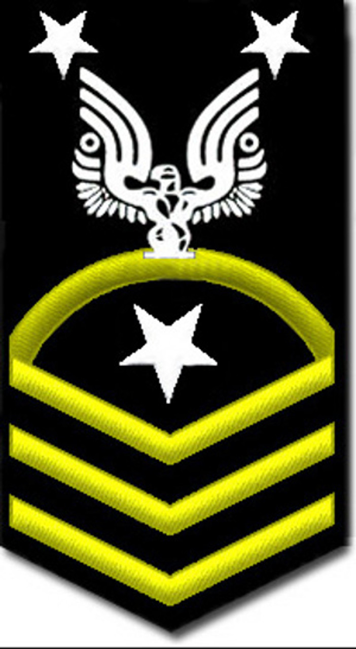 us navy command master chief petty officer  e9