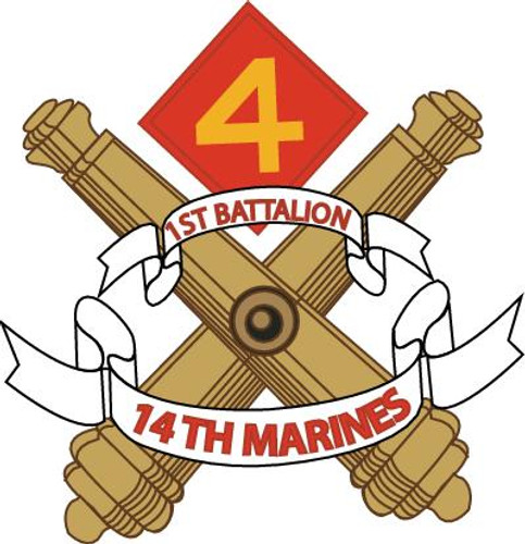 2nd Battalion, 4th Marines - Wikipedia  |1st Battalion 4th Marines Logo