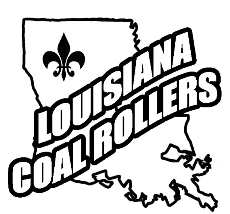 Carolina Coal Rollers Decals