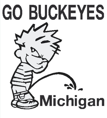 Piss on michigan