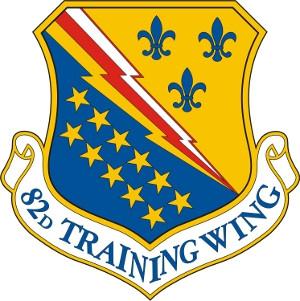 Usaf 82nd Training Wing Emblem