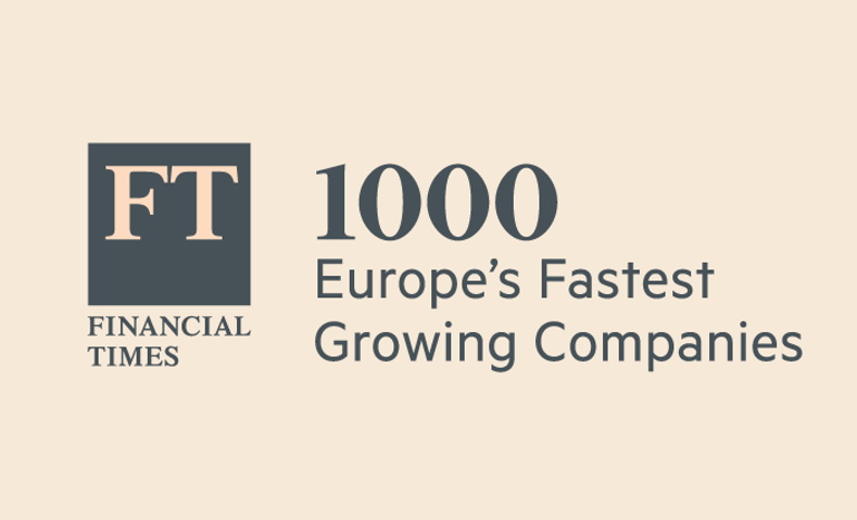 Financial Times lists Ozaroo as 133rd fastest-growing company in Europe
