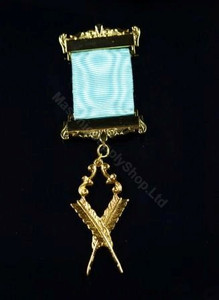 Lodge Officer Mini Jewels Two Bar