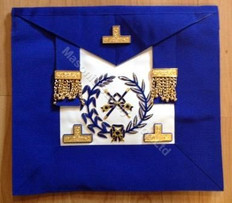 Grand Lodge Undress Aprons