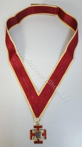 Scottish Rite 32nd Degree Jewel and collarette