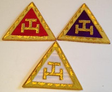 Royal Arch Tau  Badge Small