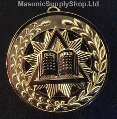 Grand Chaplain Collar Jewel   Open Book