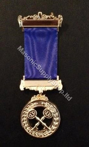 Grand Treasurer Breast Jewel   2 bar