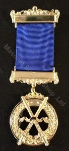Grand Sword Bearer Breast Jewel   2 bar